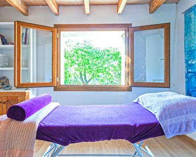Silvana Treatment Room